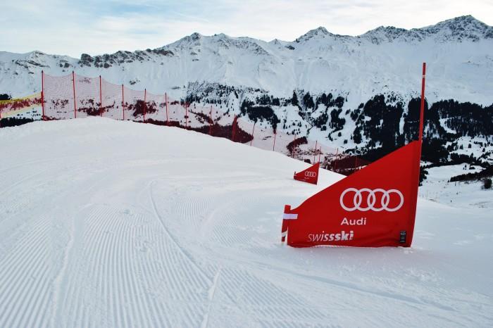 Audi Skicross Park Lenzerheide