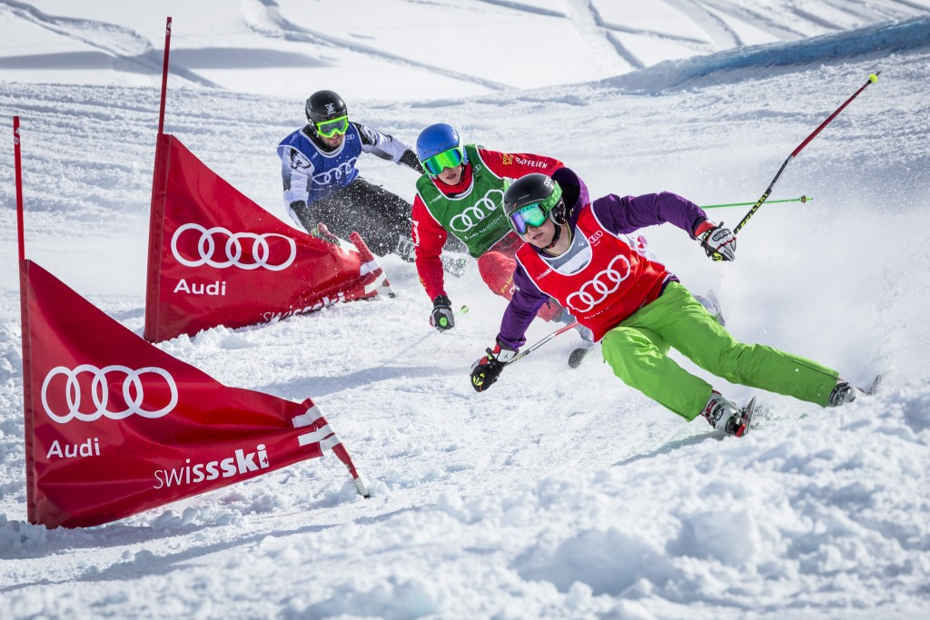 At The End Of The Season The Results Are Combined In An Overall Placings Table And The Audi Ski Cross Tour Winners Are Crowned In An Exciting Final