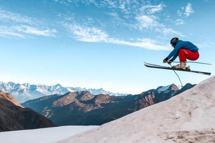 Skicross Saas-Fee